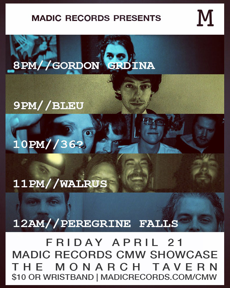 MADIC RECORDS PRESENTS @ CMW 2017