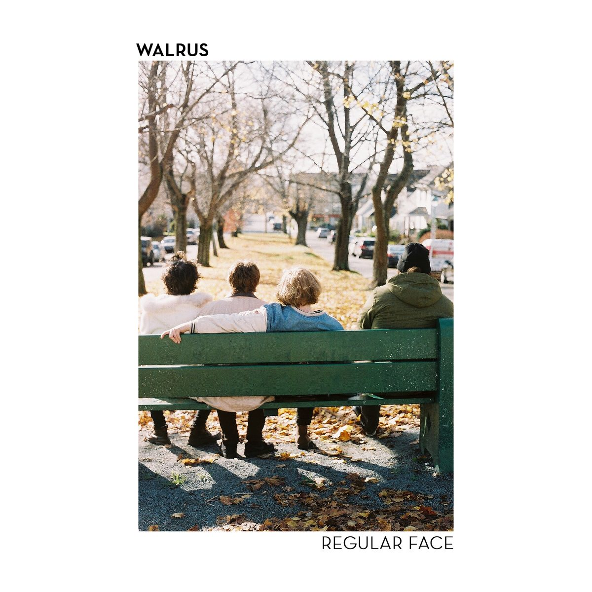 "NEW WALRUS SINGLE ""REGULAR FACE"" AND TOUR DATES ANNOUNCED"