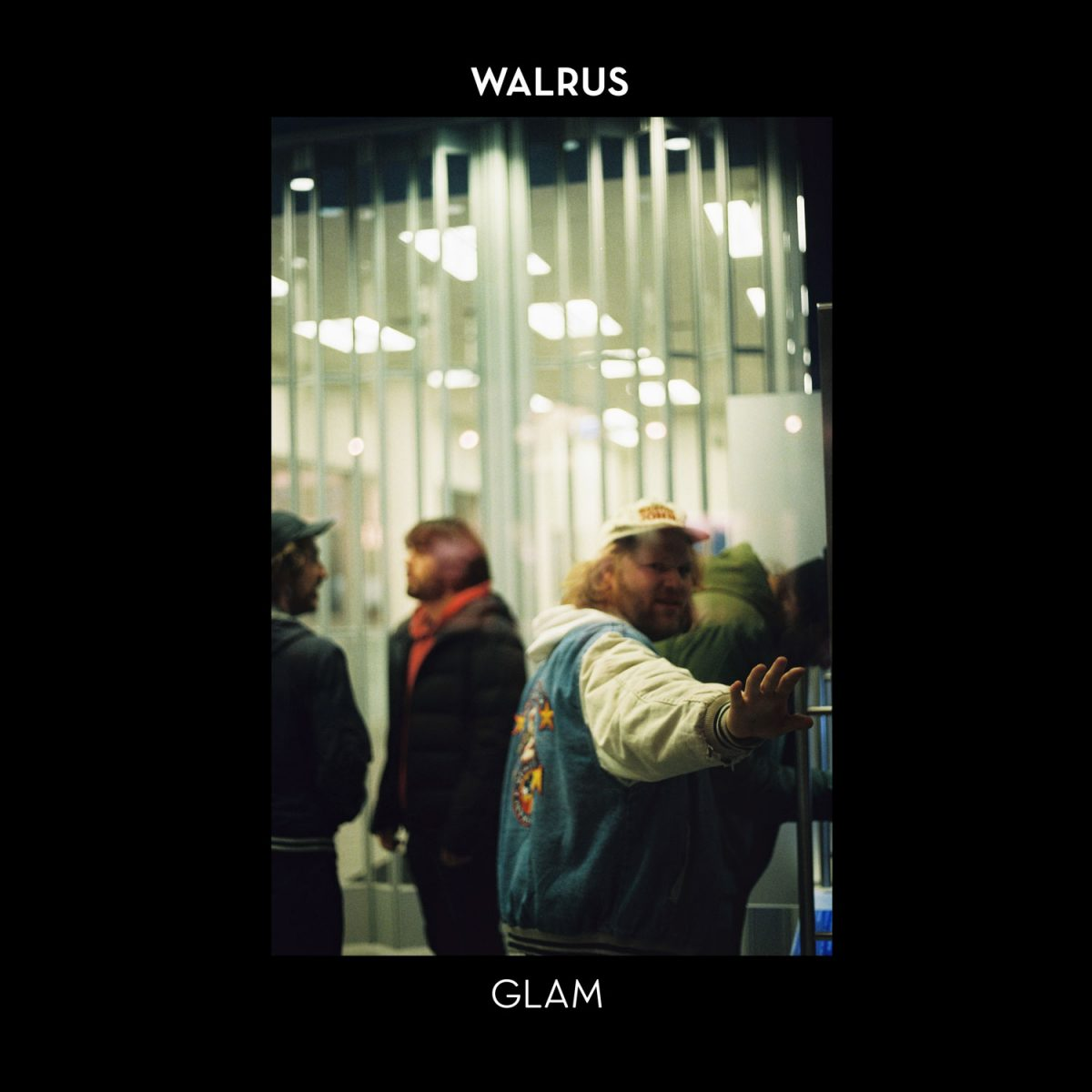 WALRUS // Consequence of Sound premiere GLAM